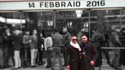 Sanremo 2016: un'esperienza fantastica!
